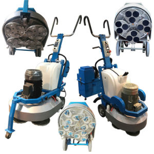 Single Phase Planetary Concrete Polishing Machine 7.5kw Floor Polisher pictures & photos