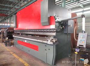 Hydraulic Bending Machine with Ce Certificate