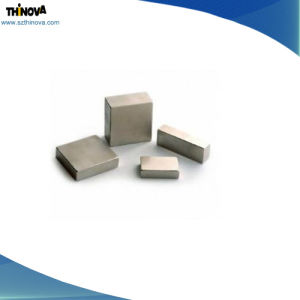 Custom Size Block Shape Sintered Permanent NdFeB Magnet with Low Price pictures & photos