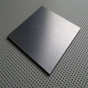Hot Sale Stainless Steel Hairline Sheets 304 201 Grade for Wall Background Panel pictures & photos