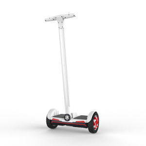 Smart Two Wheel Self Balancing Standing Electric Scooter with Handlebar pictures & photos