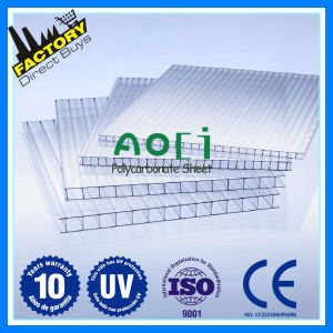 UV-Protected 8mm Polycarbonate Laminate Sheet pictures & photos