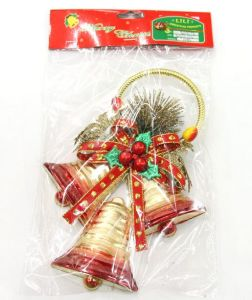New Designs Christmas Decorative Event Bells pictures & photos