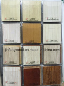 13mm Thickness Melamine Faced MDF Boards Laminated MDF Boards & Panels pictures & photos