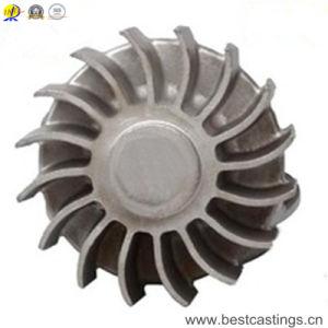 Custom Stainless Steel Vacuum Pump Impeller pictures & photos