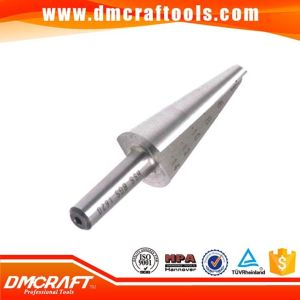 HSS Tube Sheet Shell Drill, Conical Countersink Stepped Bit pictures & photos
