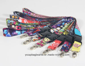 Cheap Popular Custom Polyester Lanyard pictures & photos