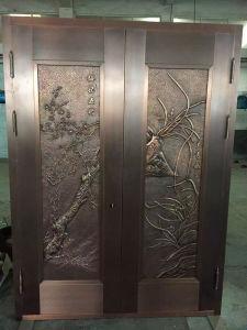 Speical Design Copper Door pictures & photos