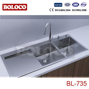 S. S Hand-Made Sink Bl-735 pictures & photos