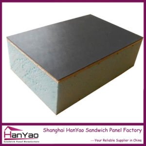 Thermal Insulated Polyurethane PU Sandwich Panel for Cold Storage pictures & photos