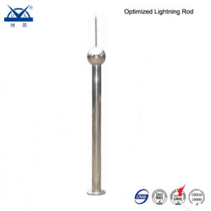Stainless Steel Air Terminal Rod Lightning Conductor pictures & photos