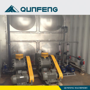 Container Type Sewage Treatment Equipment (A+MBR) /Water Treatment Process Equipment pictures & photos