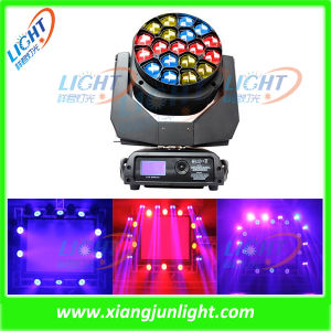 19X15W RGBW 4in1 Bee Eye Stage Lighting LED pictures & photos