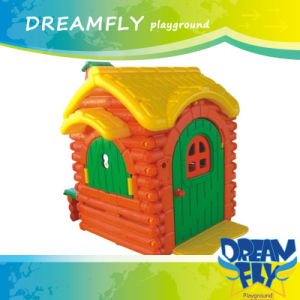 2015 The Most Attractive Children Plastic Playhouse Toy