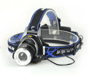 Super Focusing 1, 000lumens Xml-T6 LED Head Light pictures & photos