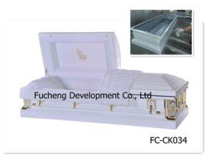 Funeral Casket (FC) Metal Casket for Funeral (FC-CK034) pictures & photos