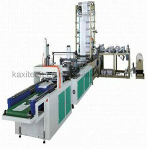 Non Woven Machine for Disposable Face Mask Making Kxt-FKM15 (attached installation CD) pictures & photos