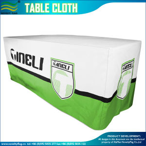 6FT/8FT Table Cloth Cover for Exhibition (T-NF18F05028) pictures & photos