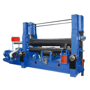 16*2000 Plate Bending Machine, Rolling Machine