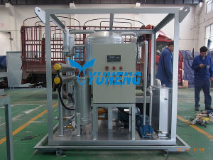Multi Stage Filters Filtration Turbine Oil Purification Machine pictures & photos