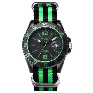 Intimes It-067n Fashion Brand Sport Watch Men Nylon Band Japan Quartz Movt 50m Water Proof Retail Wholesale OEM