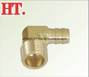 Male Hose Barb Elbow Fitting (I. D X MIP) pictures & photos