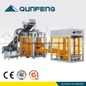 Simple Block Making Production Line Qft6-15 pictures & photos