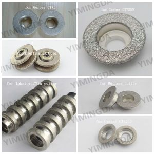 Grind Stone for Cutter Machine Spare Parts