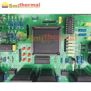 Mpu-6fk Control Card for Intermediate Frequency Induction Heater