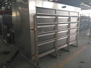 New Design! ! ! Floor Standing Stainless Steel Evaporator with 4~6 Fans for Cold Room/Storage pictures & photos