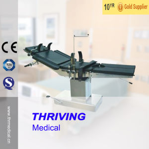 Hydraulic Operating Table (THR-OT-S103C02) pictures & photos