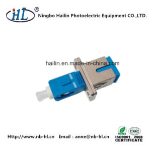 Fiber-Optical Sc/Male-Sc/Female Fiber Optic Adaptor pictures & photos