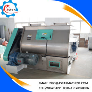 Poultry Cattle Feed Double Shaft Mixer in Feed Plant pictures & photos