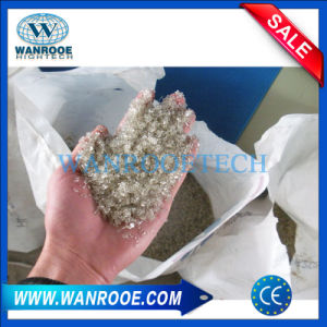 Sjpt Pet Flakes Recycling Noodle Cutting Plastic Granules Making Machine pictures & photos