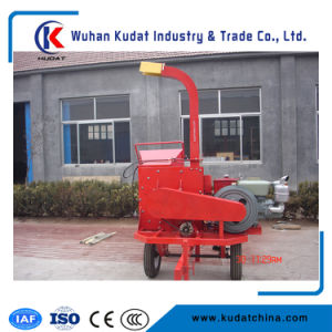 Wood Chipper 30HP Diesel Engine Driven Power Shredder pictures & photos