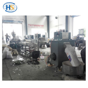 Haisi Extrusion Twin Screw Extrusion Machinery for Plastic Pellet Making pictures & photos