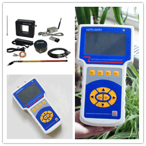 Hzpd-9209A Handheld Portable High Voltage Partial Discharge Detector pictures & photos