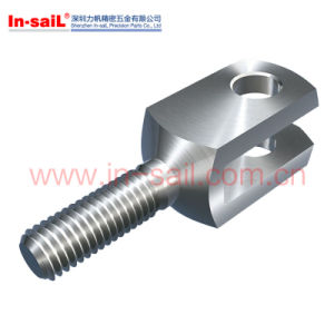 High Quality Motorcycle Clevis with Elongated Hole pictures & photos