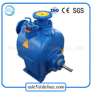 4 Inch High Quality Self Priming Centrifugal Sewage Pump pictures & photos