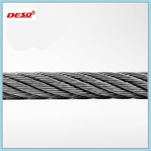 PVC Coated 6*7/7*7 Steel Wire Rope pictures & photos