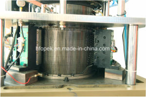 Double Knitting Method and Jacquard Type Cms Circular Knitting Machine pictures & photos