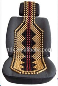 High Production Wooden Bead Seat Cushion (Bt 4042) pictures & photos