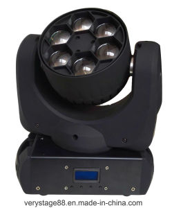 Disco Light 6PCS 15W RGBW in 1 LED Bee Eye Moving Head pictures & photos