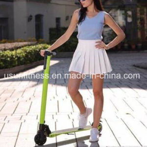 2017 Hot Sale Folding Electric Scooter with Liquid Crystal Display pictures & photos