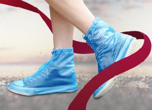 Waterproof Shoe Cover, PVC Shoe Cover, Reuseable Rain Shoe Cover pictures & photos