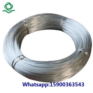 0.2-13.5mm Hot DIP Galvanzied Steel Wire pictures & photos