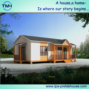 High Quality Steel Structure Villa House pictures & photos