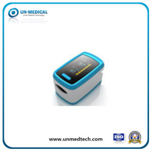 Ce Home Use Color OLED Display Portable Fingertip Pulse Oximeter pictures & photos