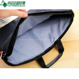 Durable Oxford Shopping Carrier Lady Handbags Polyester Tote Bags pictures & photos
