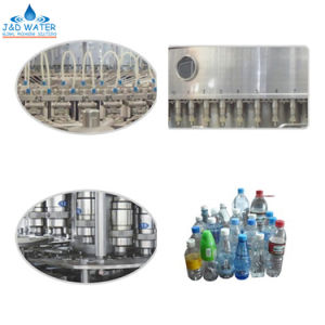 Automatic Ce Standard Liquid Bottled Water Filling Machine (13000-15000-bph) pictures & photos